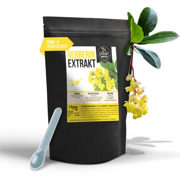 Extrakt Manufaktur_Berberin (Pulver)_100g
