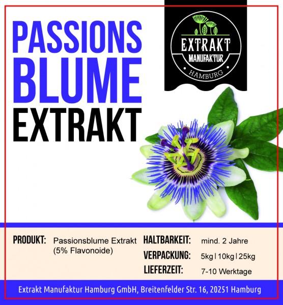 Label_Extrakt Manufaktur_Bulkware_Passionsblume