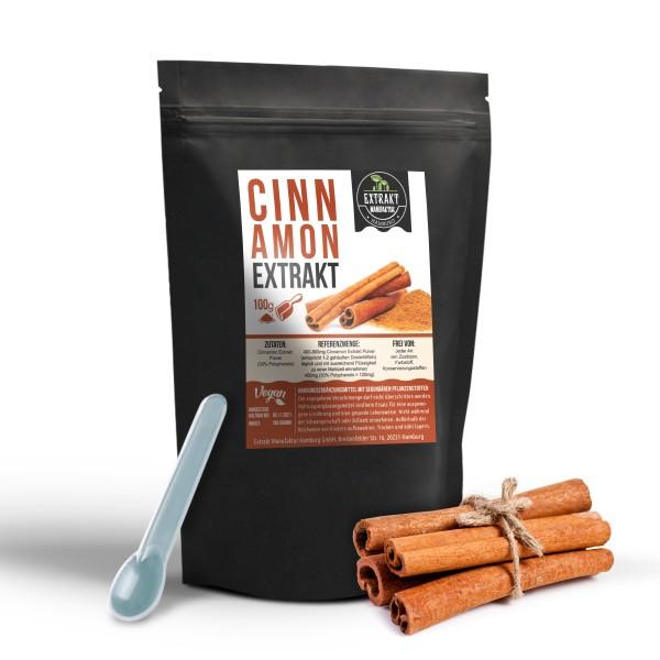 Extrakt Manufaktur_Cinnamon (Pulver)_100g