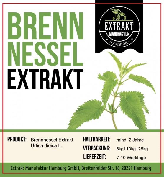 Label_Extrakt Manufaktur_Bulkware_Brennnessel