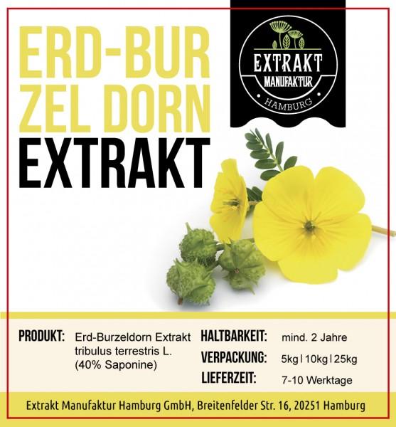 Label_Extrakt Manufaktur_Bulkware_Erd-Burzeldorn