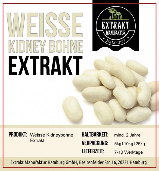 Label_Extrakt Manufaktur_Bulkware_Weisse Kidneybohne