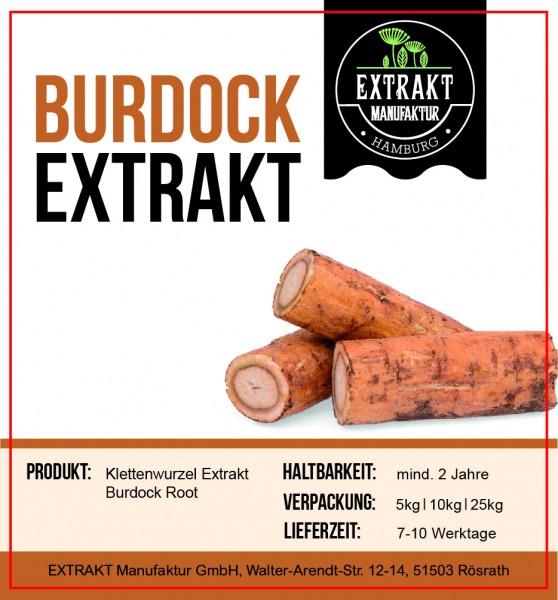 Label_Extrakt Manufaktur_Bulkware_Burdock