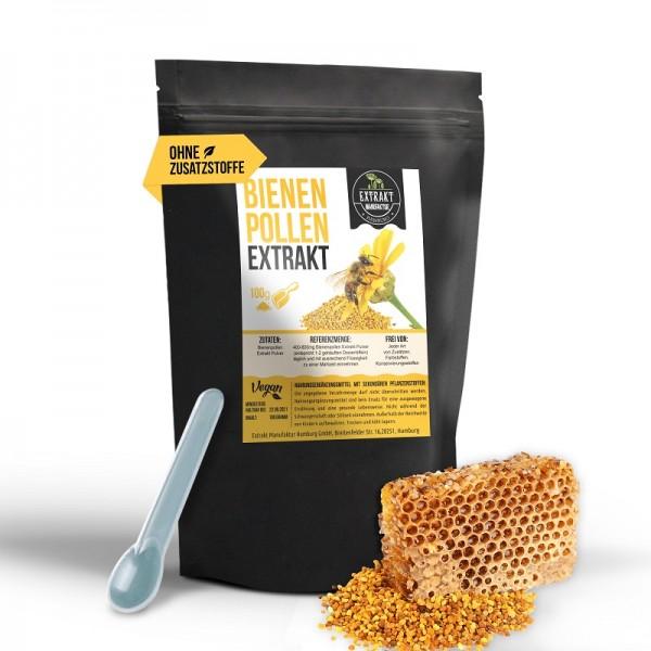 Extrakt Manufaktur_Bienenpollen Extrakt (Pulver)_100g