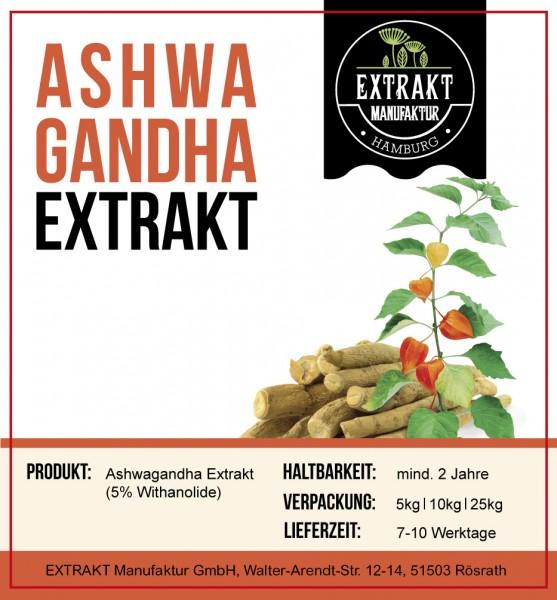 Label_Extrakt Manufaktur_Bulkware_Ashwagandha