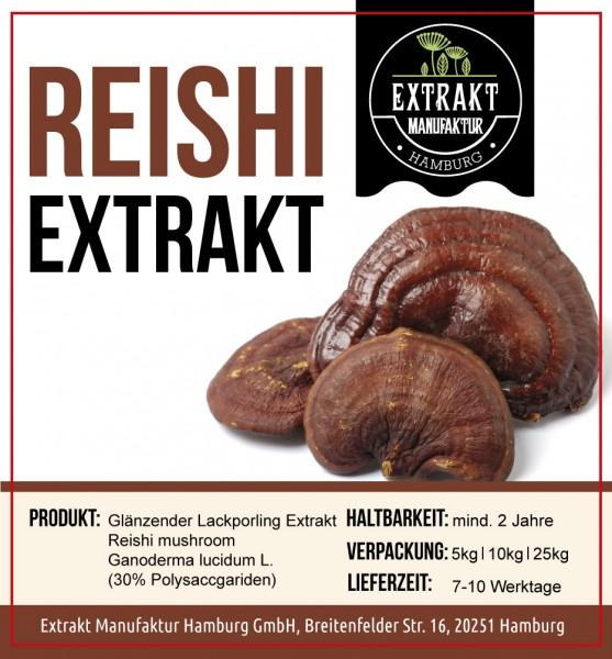 Label_Extrakt Manufaktur_Bulkware_Reishi